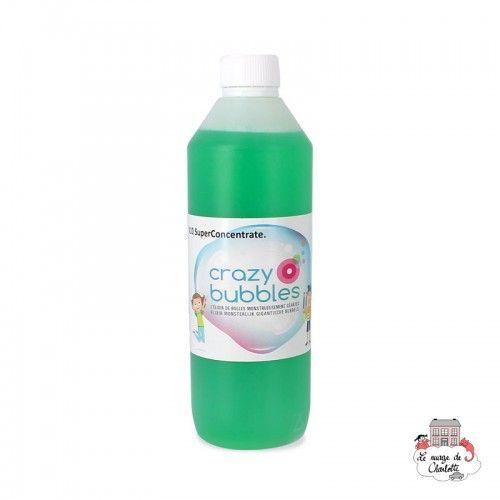 Elixir de Bulles Monstueusement géantes - CRB-250ml - Crazy Bubbles - Jeux d'adresse et d'extérieur - Le Nuage de Charlotte
