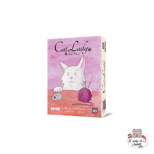 Cat Lady - EDG-EFAECL01 - Edge - Board Games - Le Nuage de Charlotte