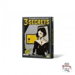 3 Secrets - EDG-EFDV3S01 - Edge - for the older - Le Nuage de Charlotte