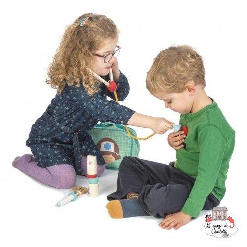 Medical Set - TLT-8111 - Tender Leaf Toys - For doing like the grown-ups - Le Nuage de Charlotte