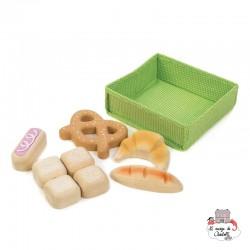 Bread Crate - TLT-8271 - Tender Leaf Toys - Shop - Le Nuage de Charlotte