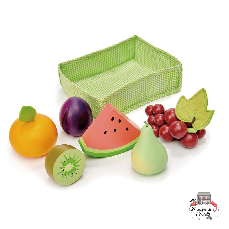 Fruity Crate - TLT-8280 - Tender Leaf Toys - Shop - Le Nuage de Charlotte