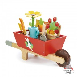 Garden Wheelbarrow Set - TLT-8357 - Tender Leaf Toys - DIY and Gardening - Le Nuage de Charlotte