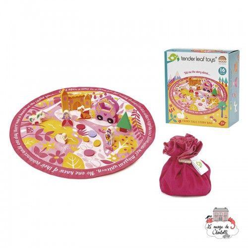 Fairy Tale Story Bag - TLT-8362 - Tender Leaf Toys - Figures and accessories - Le Nuage de Charlotte