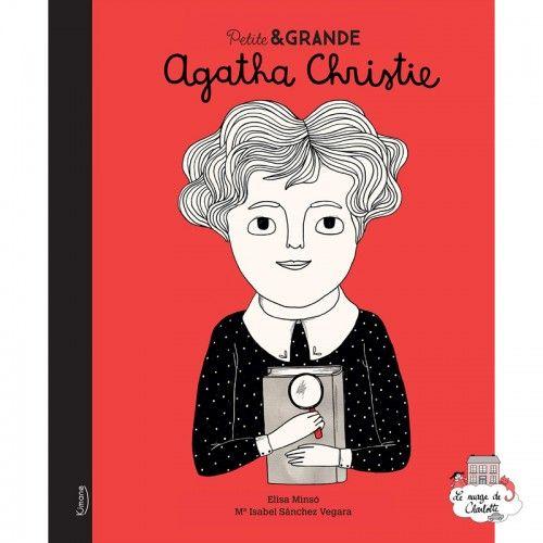 Petite & Grande 10 - Agatha Christie - KIM-9782368087053 - Editions Kimane - Documentaries - Le Nuage de Charlotte