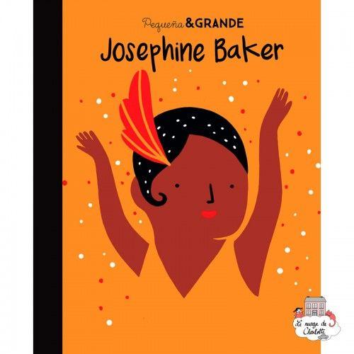 Petite & Grande 11 - Josephine Baker - KIM-9782368087060 - Editions Kimane - Documentaries - Le Nuage de Charlotte