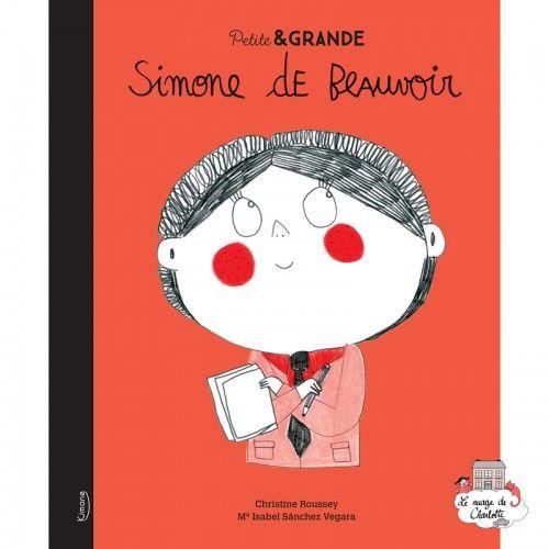 Simone de Beauvoir - KIM-0008 - Editions Kimane - Documentaries - Le Nuage de Charlotte