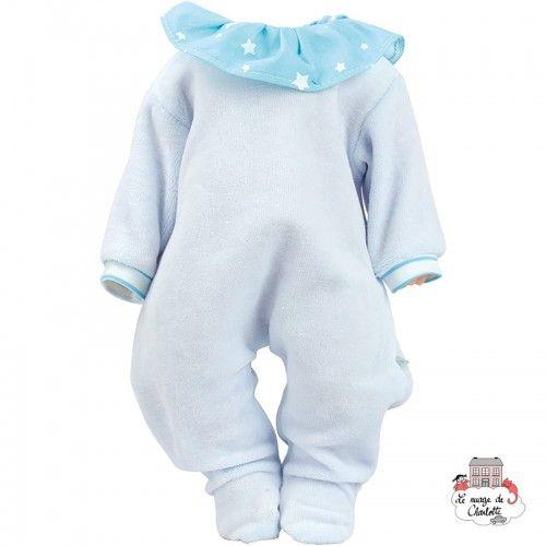 """Dressing """"Nuit d'étoiles"""" for 36 cm doll - PCO-P513641 - Petitcollin - Doll's Accessories - Le Nuage de Charlotte"""
