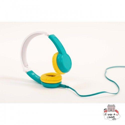 Octave - The Lunii headphones - LUN-LUNII09 - Lunii - Activity Toys - Le Nuage de Charlotte