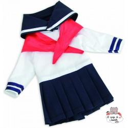 """Dressing """"Saint-Martin"""" for 40 cm dolls - PCO-P504011 - Petitcollin - Doll's Accessories - Le Nuage de Charlotte"""