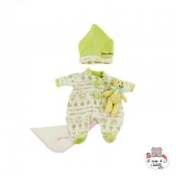 "Dressing ""Gros câlin"" for 36 cm doll - PCO-P503633 - Petitcollin - Doll's Accessories - Le Nuage de Charlotte"