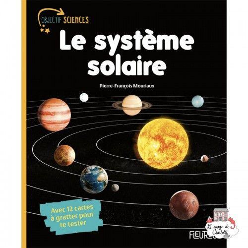 Le Système Solaire - FLS-0006 - Editions Fleurus - Documentaries - Le Nuage de Charlotte