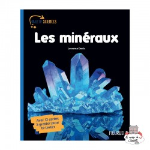 Les minéraux - FLS-0007 - Editions Fleurus - Documentaries - Le Nuage de Charlotte