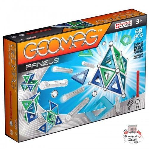 Geomag Panels 68 - GEO-452 - Geomag - Magnetic elements - Le Nuage de Charlotte