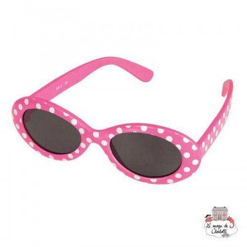 Sunglasses - Baby Fushia & Dots - EGT-170396 - Egmont Toys - Sunglasses - Le Nuage de Charlotte