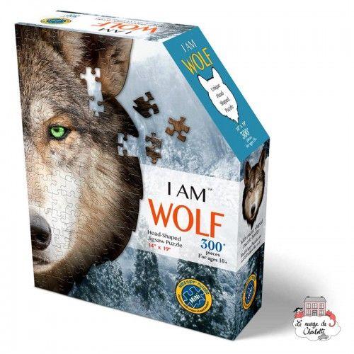 I AM - Wolf - MDC-5126001 - MaDDCaPP - 300 pieces - Le Nuage de Charlotte