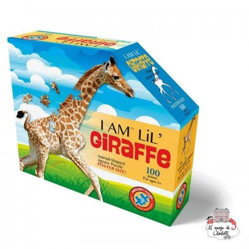 I AM LIL' - Giraffe - MDC-5124002 - MaDDCaPP - 100 pieces - Le Nuage de Charlotte
