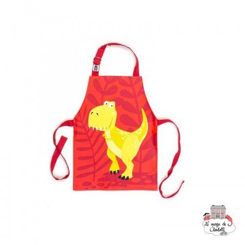 Dinosaur Apron - TBD-8864010 - ThreadBear design - Aprons - Le Nuage de Charlotte