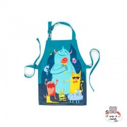 The Scruffles Apron - TBD-8864008 - ThreadBear design - Aprons - Le Nuage de Charlotte