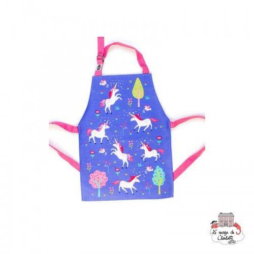 Lulu L'unicorn Apron - TBD-8864002 - ThreadBear design - Aprons - Le Nuage de Charlotte