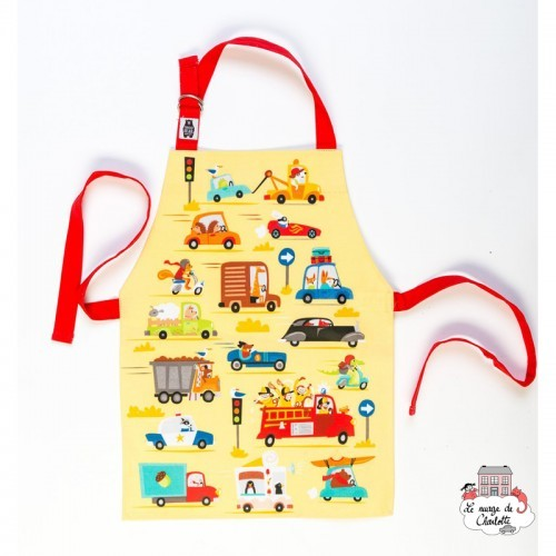On The Move Apron - TBD-8864000 - ThreadBear design - Aprons - Le Nuage de Charlotte