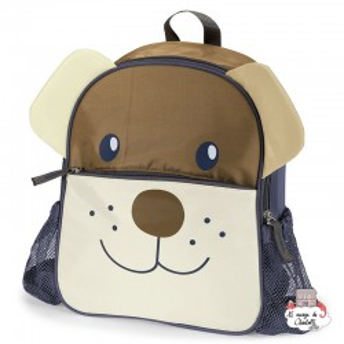 Hano the Dog Backpack - STE-9601619 - Sterntaler - Backpacks - Le Nuage de Charlotte
