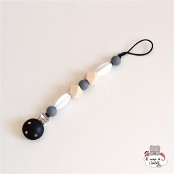 mamiBB Pacifier Clip London - MBB-2136 - mamiBB - Soother Chain - Le Nuage de Charlotte
