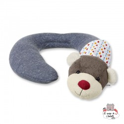 Neck Roll - Bobby the Bear - STE-6521729 - Sterntaler - Neck Pillow - Le Nuage de Charlotte