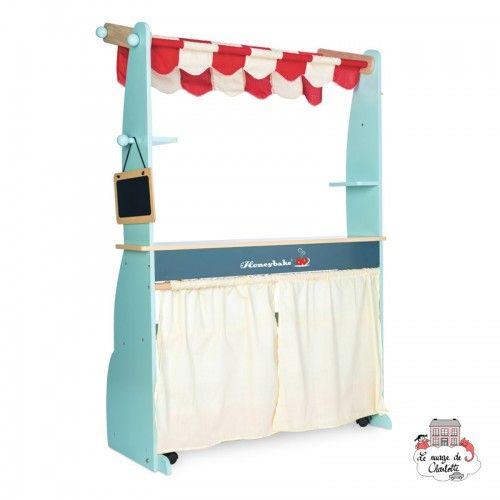 Shop & Café Honeybake - LTV-TV317 - Le Toy Van - Shop - Le Nuage de Charlotte