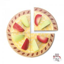 Apple Tart Wooden Playset - LTV-TV313 - Le Toy Van - Shop - Le Nuage de Charlotte