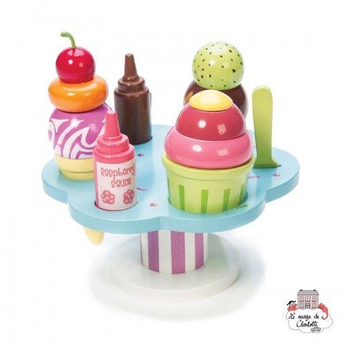 Carlo's Gelato - LTV-TV310 - Le Toy Van - Shop - Le Nuage de Charlotte