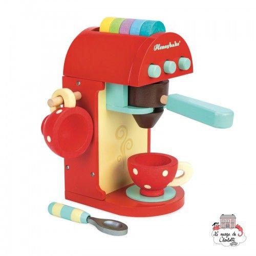 Café Machine - LTV-TV299 - Le Toy Van - Kitchen, Household and Dinnerware Set - Le Nuage de Charlotte