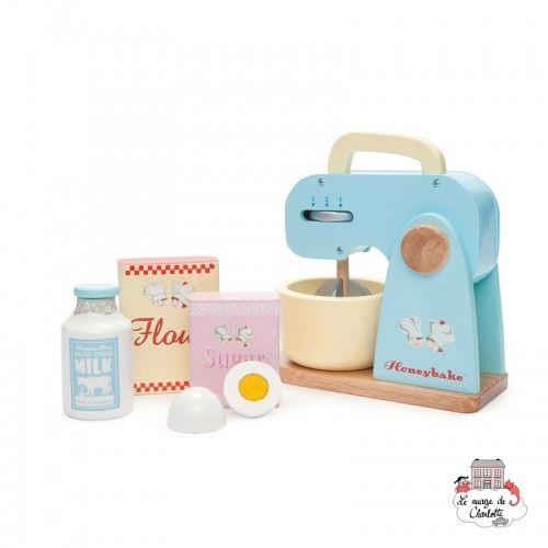 Mixer Set - LTV-TV285 - Le Toy Van - Kitchen, Household and Dinnerware Set - Le Nuage de Charlotte
