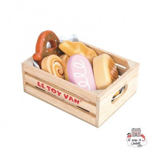 Baker's Basket - LTV-TV187 - Le Toy Van - Shop - Le Nuage de Charlotte