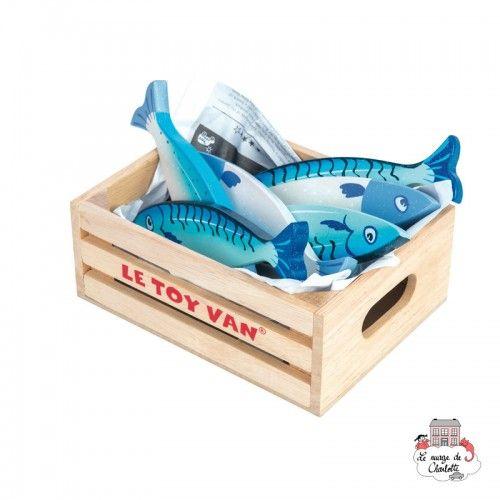 Fresh Fish - LTV-TV184 - Le Toy Van - Shop - Le Nuage de Charlotte