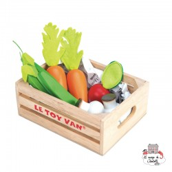 Vegetbles '5 a day' - LTV-TV182 - Le Toy Van - Shop - Le Nuage de Charlotte