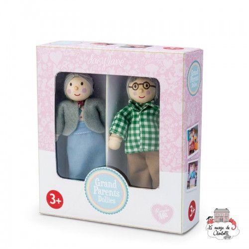 Grandparents Set - LTV-P056 - Le Toy Van - Doll's Houses - Le Nuage de Charlotte