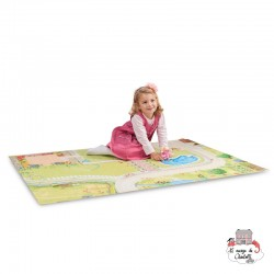 Original Giant Doll's House Playmat - LTV-ME072 - Le Toy Van - Doll's Houses - Le Nuage de Charlotte