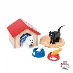 Pet Set - LTV-ME043 - Le Toy Van - Doll's Houses - Le Nuage de Charlotte