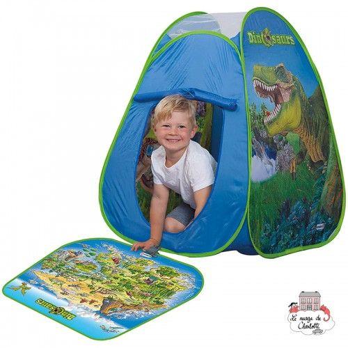 Dinosaurs Pop-Up Playtent - JHN-77072 - John - Tents - Le Nuage de Charlotte