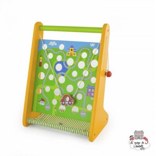 Trace & Balance - VIG-50664 - Viga Toys - Activity Toys - Le Nuage de Charlotte