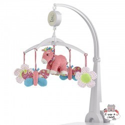 Musical Mobile Peggy the poney - STE-6101732 - Sterntaler - Mobile - Le Nuage de Charlotte