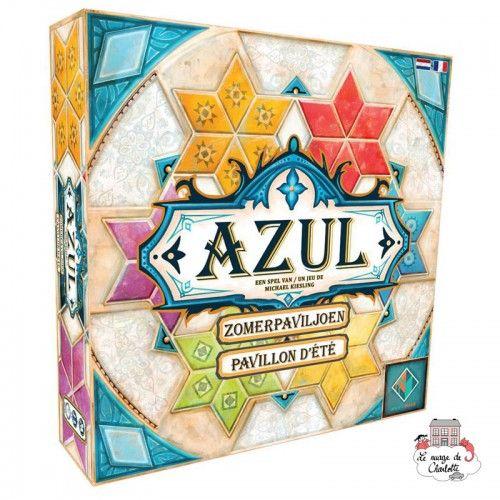 AZUL - Pavillon d'été - NEX-PLAN0030 - Next Move - Jeux de société - Le Nuage de Charlotte