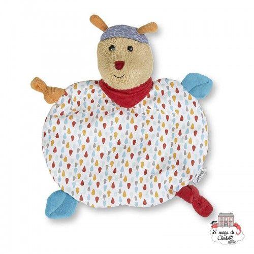 Doudou Rudi the Caterpillar (M) - STE-3211733 - Sterntaler - Baby Comforter - Le Nuage de Charlotte
