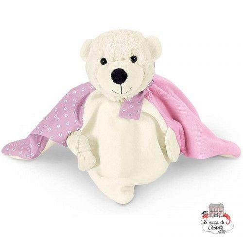 Doudou Ella the Bear (M) - STE-3211508 - Sterntaler - Baby Comforter - Le Nuage de Charlotte