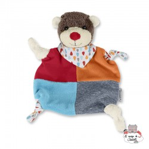 Doudou Bobby the Bear (S) - STE-3201729 - Sterntaler - Baby Comforter - Le Nuage de Charlotte