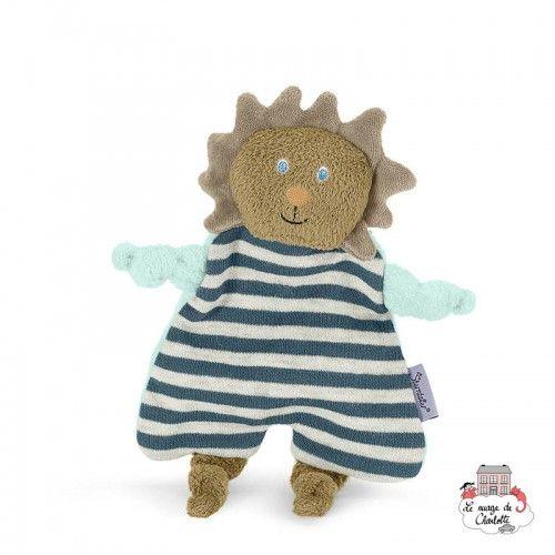 Doudou Leo the Lion (S) - STE-3201623 - Sterntaler - Baby Comforter - Le Nuage de Charlotte