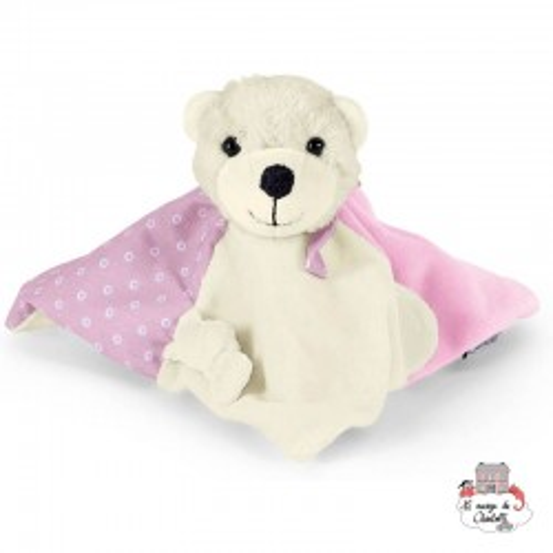 Doudou Ella the Bear (S) - STE-3201508 - Sterntaler - Baby Comforter - Le Nuage de Charlotte