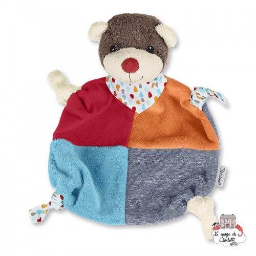 Doudou Bobby the Bear (M) - STE-3211729 - Sterntaler - Baby Comforter - Le Nuage de Charlotte