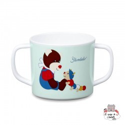 Cup with Handles - Bobby the Bear - STE-6841729 - Sterntaler - Eat and Drinks - Le Nuage de Charlotte